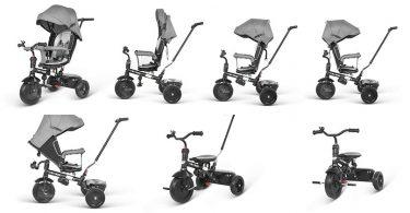 Que choisir: tricycle ou draisienne?