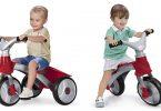 Est-ce intéressant d'acheter une poussette qui se transforme en tricycle?