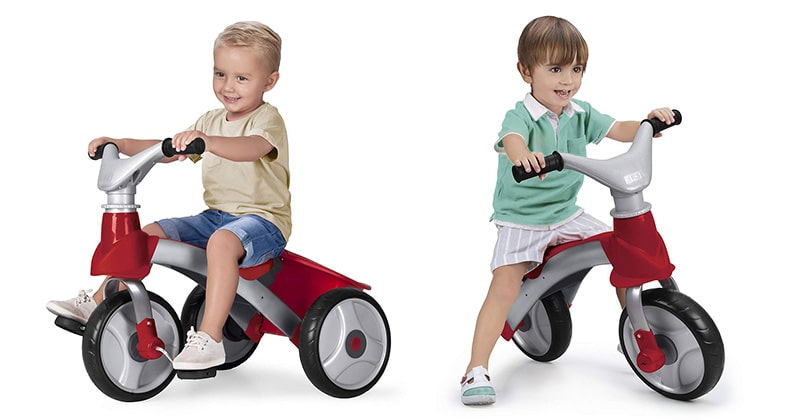 tricycle ou draisienne