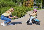 faut-il porter un casque sur un tricycle évolutif