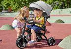 qu'est-ce qu'un tricycle évolutif