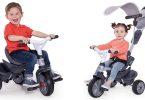 quand commencer le tricycle évolutif