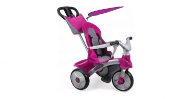 tricycle feber baby trike easy evolution avis