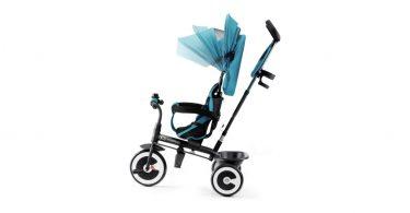 poussette tricycle évolutif 2 en 1 aston kinderkraft