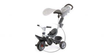 smoby tricycle baby driver confort mixte evolutif