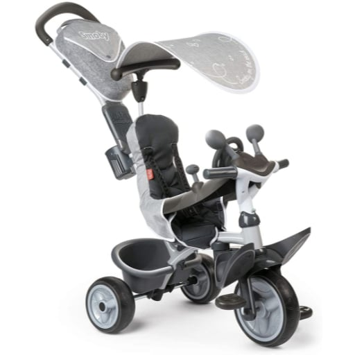 smoby tricycle baby driver confort 4 en 1